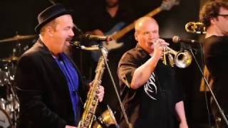 Tommy Schneller Band – Backbeat feat. Carl Carlton (from CD/DVD: Live In The City Of Peace)