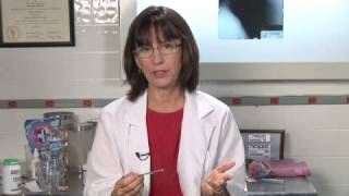 How to Use a Mercury Thermometer