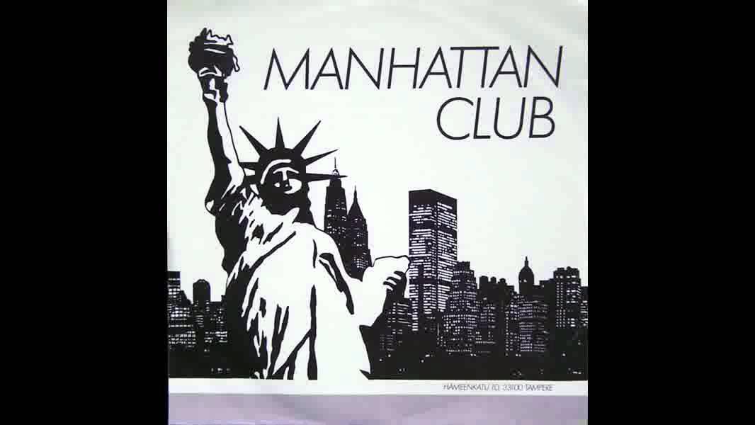 Jussi Halme - Helena Miller - Manhattan Club (1984) - YouTube