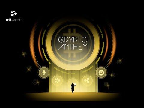 The Crypto Anthem | Ft. David Verity (Official Lyrics Video) 1
