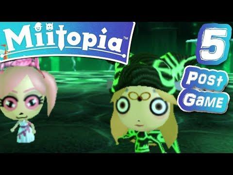 Miitopia ~ SEASIDE GROTTO MISSION WITH ZELDA ~ Post Game ~ Part 5 FULL GAMEPLAY WALKTHROUGH