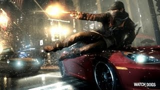 WATCH DOGS | E3 2012: First DEMO Gameplay (Preview) | HD