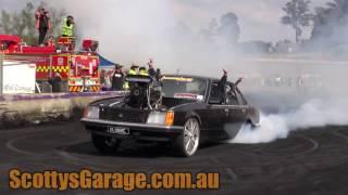 Repeat youtube video BLWNVC Amazing burnout at Motorfest 2016