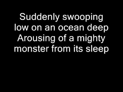 Nightwish - Walking In The Air (with lyrics)