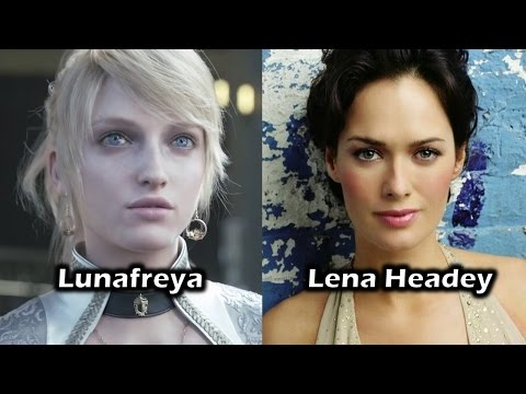 Characters and Voice Actors - Kingsglaive: Final Fantasy XV