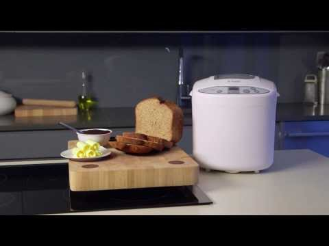 Russell Hobbs UK | Breadmaker - How To Make A Wholemeal Loaf
