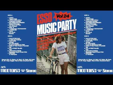 ESSO Music Party 24 - Med Festlige ESSO-Innslag av Elisabeth Granneman Og Arve Opsahl