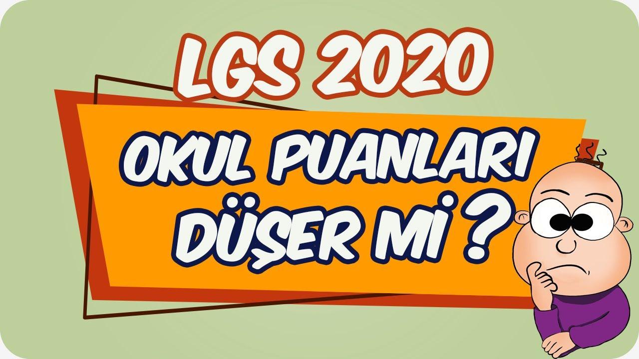 LGS'de Okul Puanları Düşer mi? Taban Puan mı Yüzdelik Dilim mi?