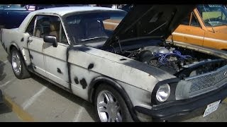 Sleeper! 1965 Ford Mustang Restomod Coupe Cobra Mod Motor powerfull conversion