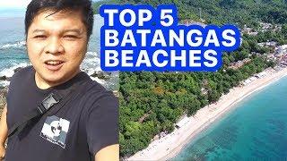 TOP 5 BATANGAS BEACHES IN 1 WEEKEND   Travel Goal #7
