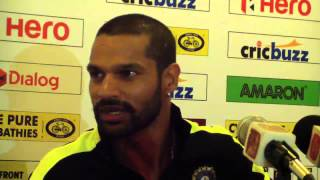 1st Test, Day Two Post Match Press Conference - India in Sri Lanka 2015
