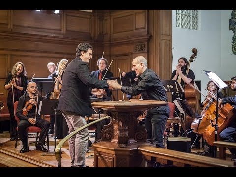 Musical Encounters: Lebanese Rhapsody with Al-Bustan Takht & Prometheus Chamber Orchestra