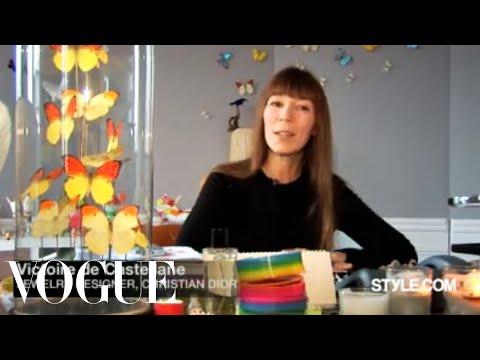 Christian Dior Designer Victoire de Castellane