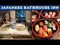 JAPANESE RYOKAN TOUR ♨️ Over 300 Years Old! Hot Spring Hotel Experience
