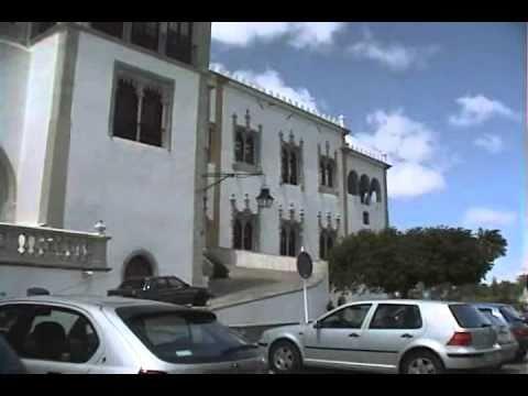 スペイン・ポルトガル 19 「シントラの街」