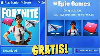 """NEW"" FREE Exclusive PACK FOR EVERYONE IN FORTNITE!? 