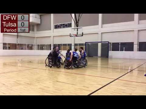 DFW FreeWheelers vs Tulsa Jammers games 1+2