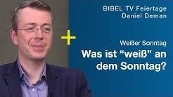 Weißer Sonntag | Feiertage erklärt | Bibel TV