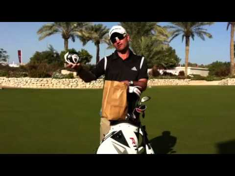"""What's in the Bag"" from Qatar Masters"