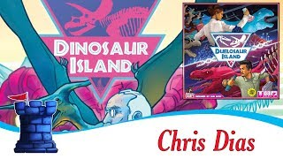 dinosaur Island & Duelosaur Island Review - with Chris Dias