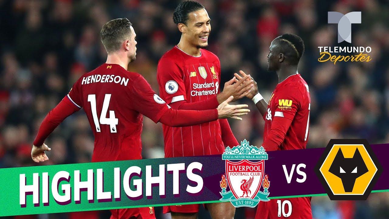 Premier League: Watford termina con el invicto del Liverpool FC