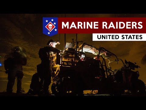 US Marine Raiders
