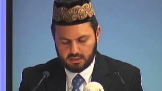 Speech by Agha Yahya Khan - 23rd Jalsa Salana Sweden 2014