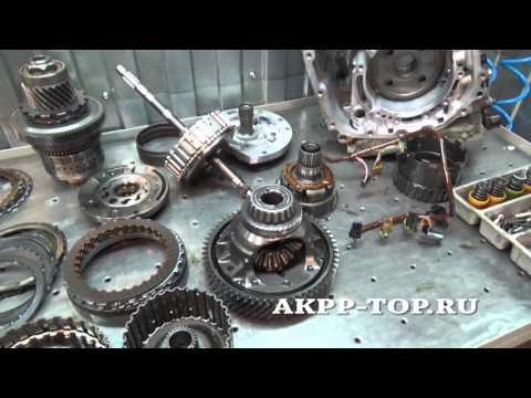 Фото к видео: Ремонт АКПП Хендай Грандер A5GF1