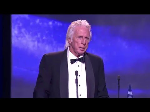 Jeff Thomson's colourful Hall Of Fame speech