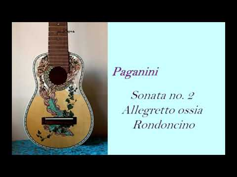 Paganini - 37 Guitar Sonatas -CD1 part 1