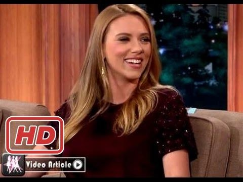 Scarlett Johansson - Sex Dreams in Black Widow Costume? Sexy Captain America Actress