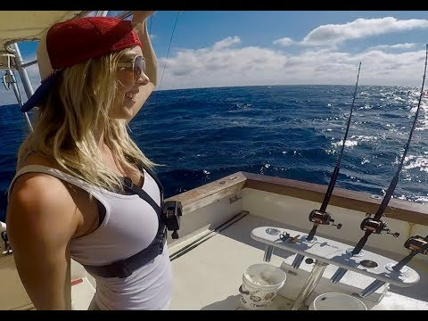 West Palm Offshore 'Kite Fishing' for Sailfish | It's called fishing and not catching