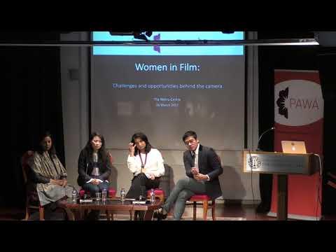 Women in Cinema PAWA