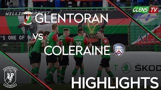 Glentoran vs Coleraine - 18th August 2018