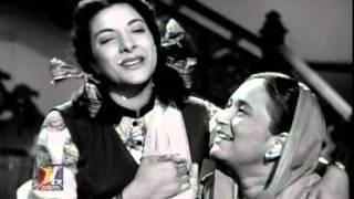 Nargis Raj Kapoor Madhubala - Raja ki aayegi baarat rangli hogi raat