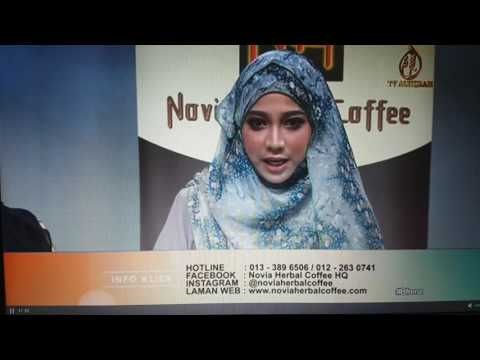 Novia Herbal Coffee di Alhijrah Bfrenz