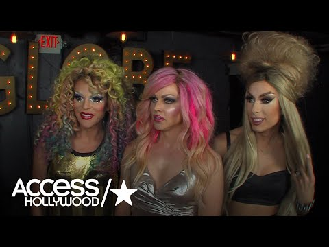 Exclusive: The AAA Girls Willam, Courtney Act & Alaska 5000 Spill The Tea On Touring Together