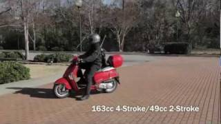 KYMCO USA Like200i 200i LX Promo Video