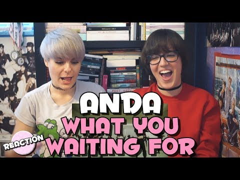 R.TEE x ANDA - WHAT YOU WAITING FOR (뭘 기다리고 있어) ★ MV REACTION