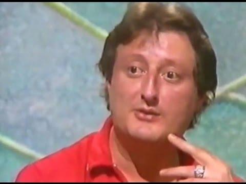 Eric Bristow ANNOYED Post-match Interview - 1993 BDO World Championship