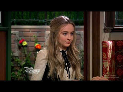 Girl Meets World 2x23: Maya and her father #1 (Maya: Hi, Dad)