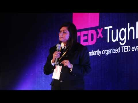 Women and the Battle Within | Anupama Joshi | TEDxTughlaqRd