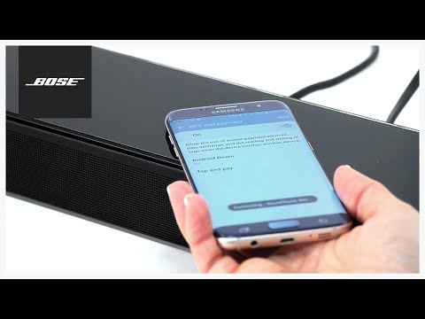 Bose SoundTouch 300 – Using Bluetooth