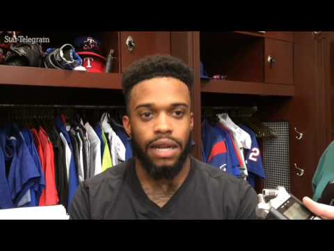 Delino DeShields staying confident despite lack of playing time