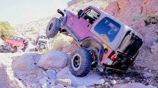Sleeping Princess, Bob Miller Extension and Hell's Half Mile Trails Near Bullhead City, Arizona