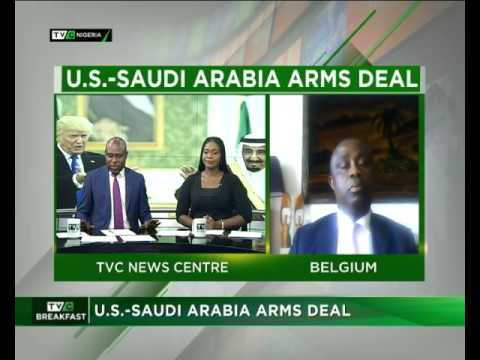 BFS|  US SAUDI ARMS DEAL| MAY 22 2017