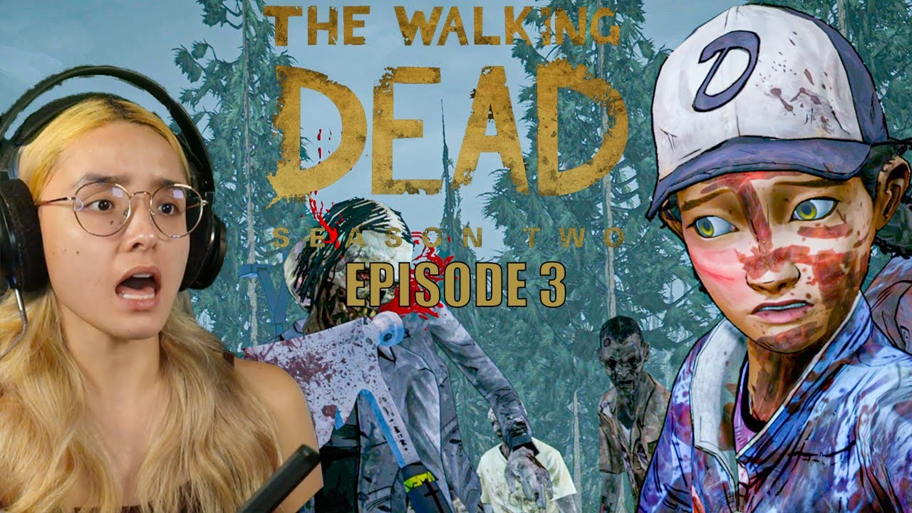 Download In Harm's Way  Telltale Games The Walking Dead Season 2 Episode 3 Playthrough Reactions PS5 4K