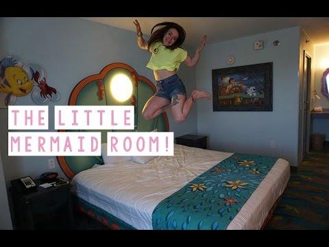 The Little Mermaid Room