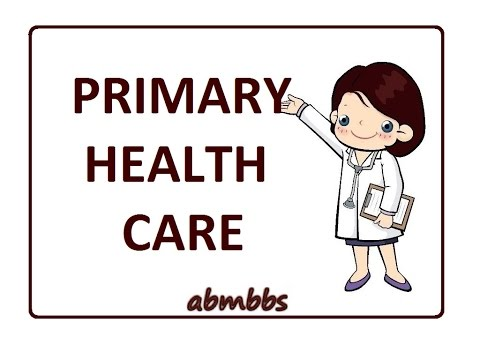 What is Primary Health Care ( PHC )? thumbnail