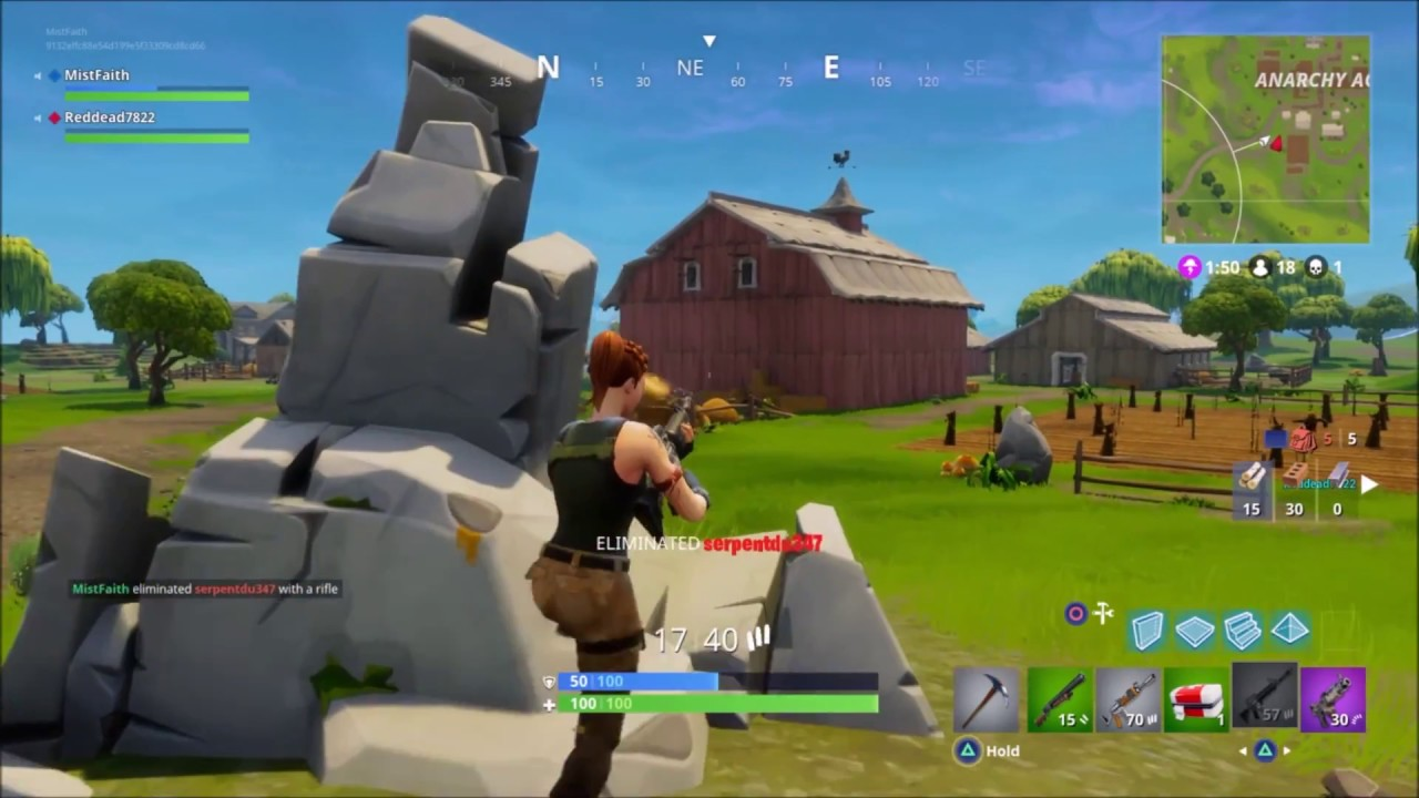 fortnite battle royal nice win road to 400 subs youtube